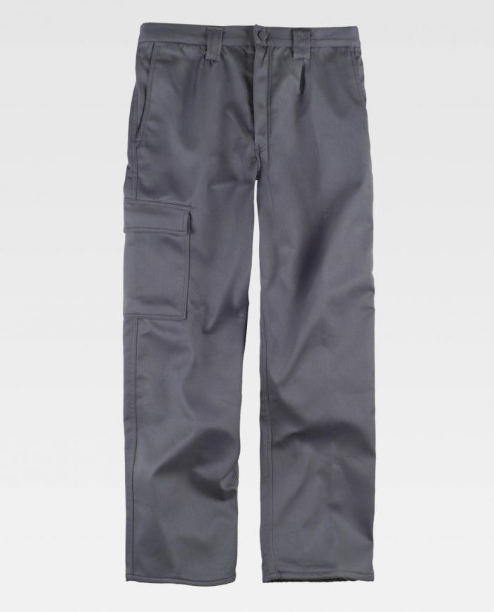 PANTALON INDUSTRIAL WINTER PROTECTION B1408