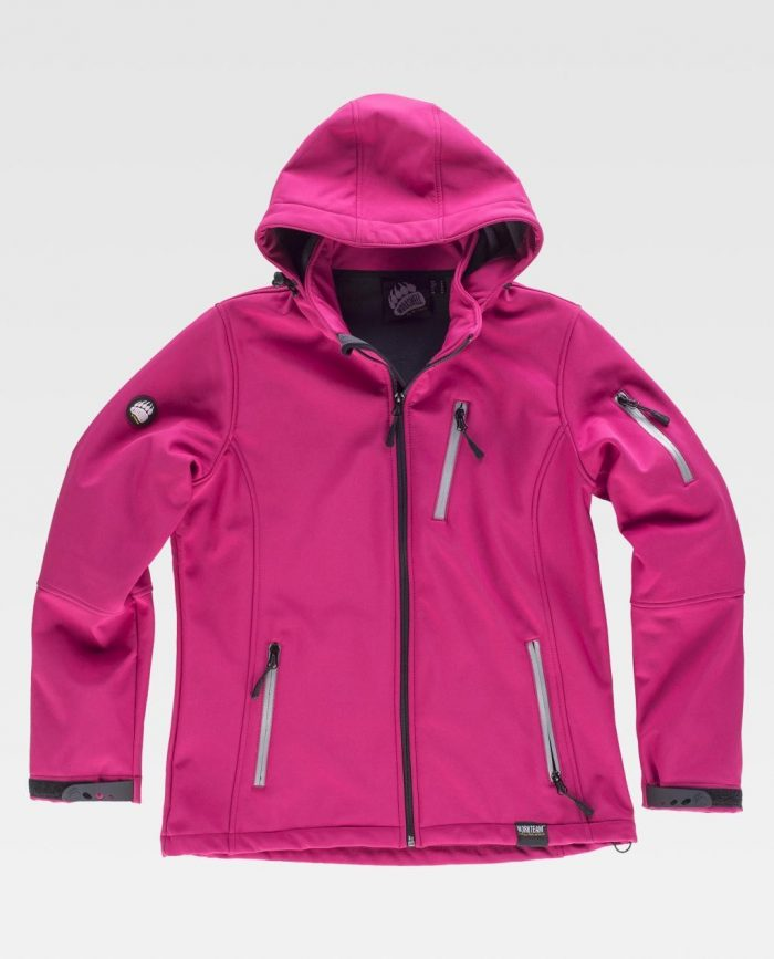WORKSHELL SPORT WOMAN S9497