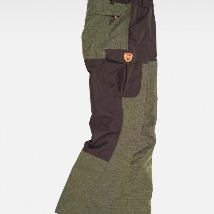 Pantalones de caza y montaña
