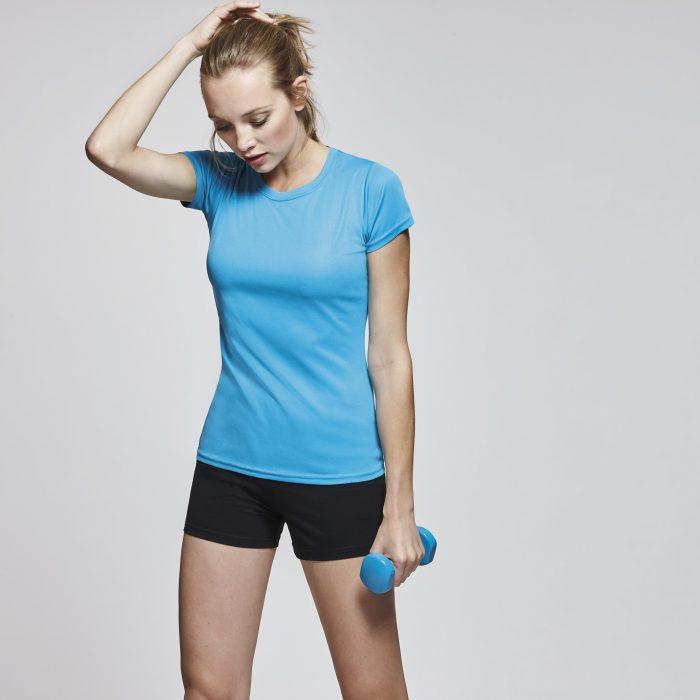camiseta deportiva para mujer roly montecarlo woman