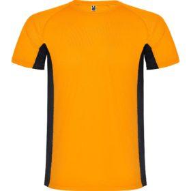 Naranja Flúor + Negro