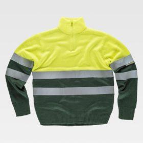 Verde Oscuro + Amarillo A.V