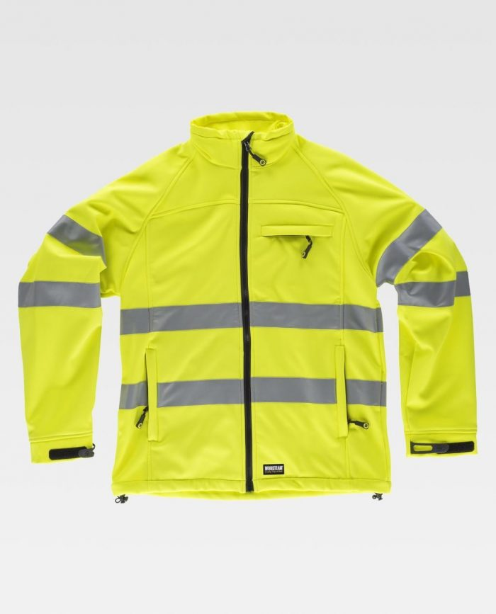 chaqueta alta visibilidad s9535