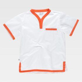 Blanco + Naranja