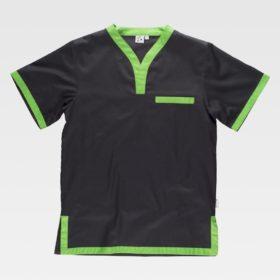 Negro + Verde Pistacho