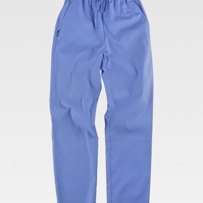 Pantalones de estética y sanidad