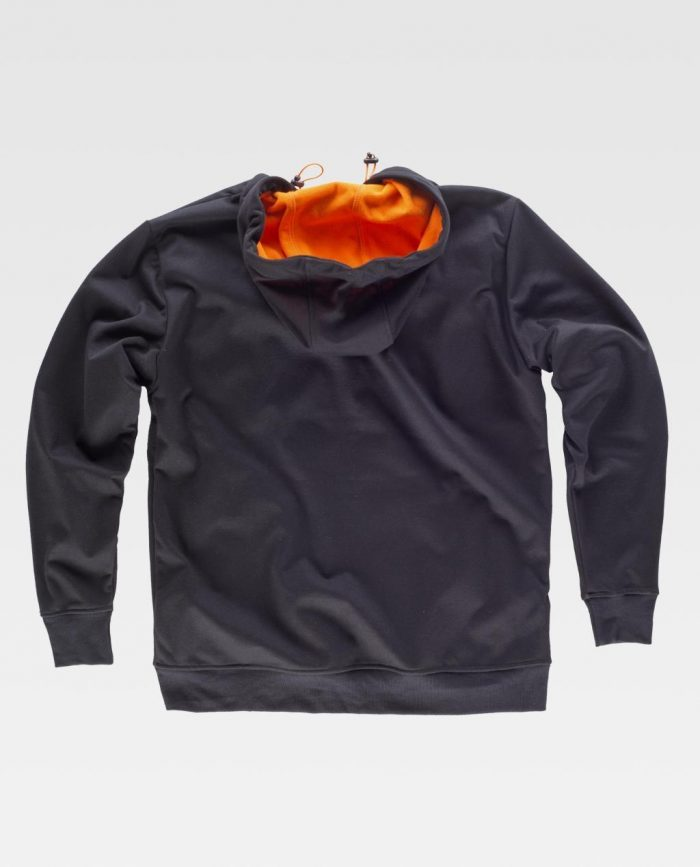 SUDADERA WORKSHELL SPORT S9482