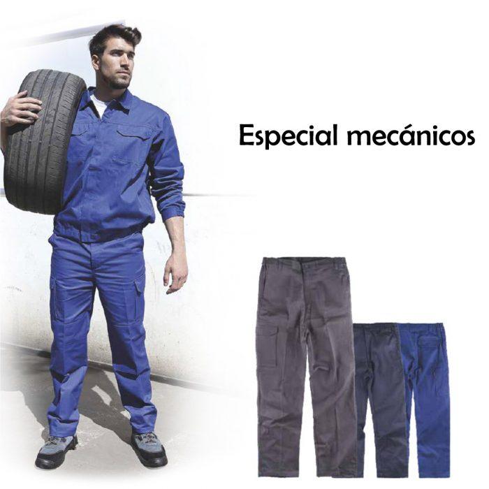 pantalones de mecanico