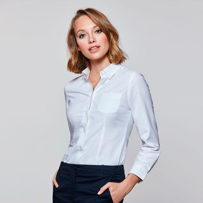 CAMISA ROLY OXFORD WOMAN