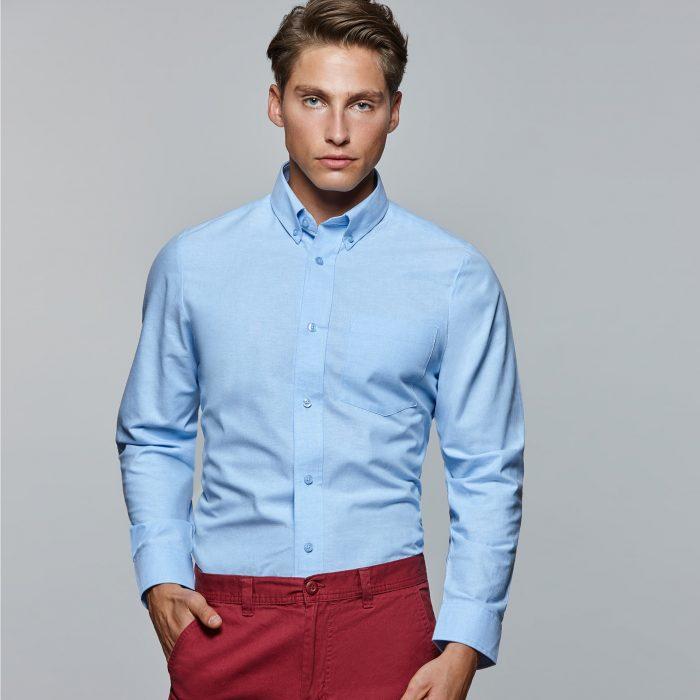 camisa roly oxford para hombre