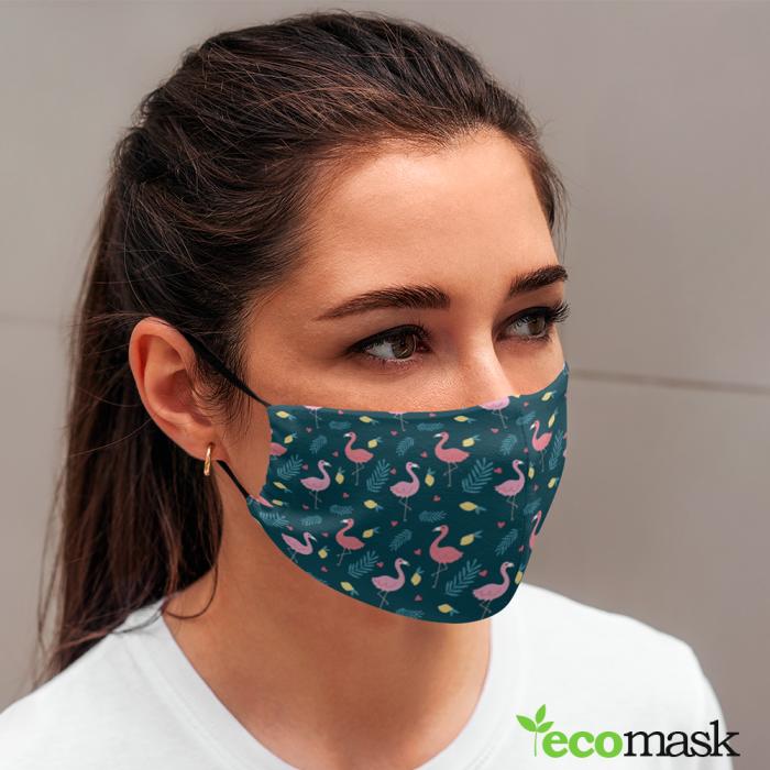 Ecomask™ FLAMINGOS