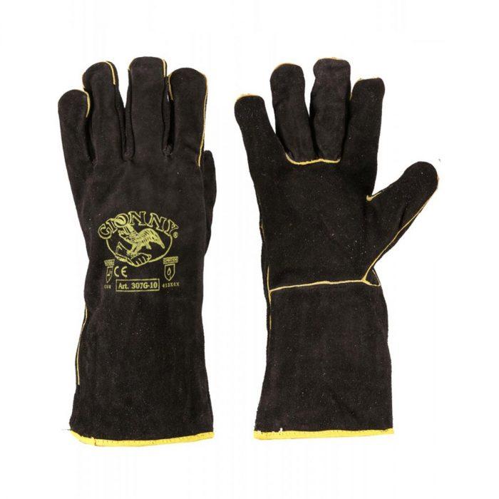 guantes para soldador