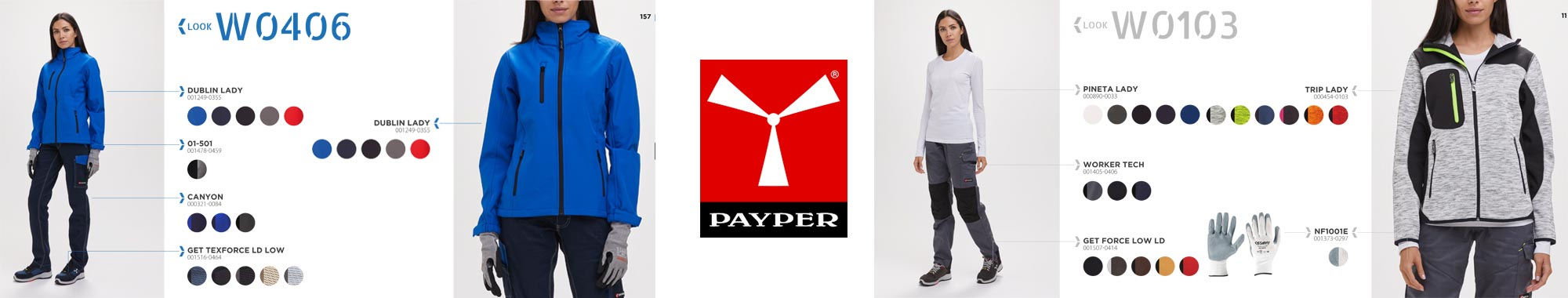 payper lady