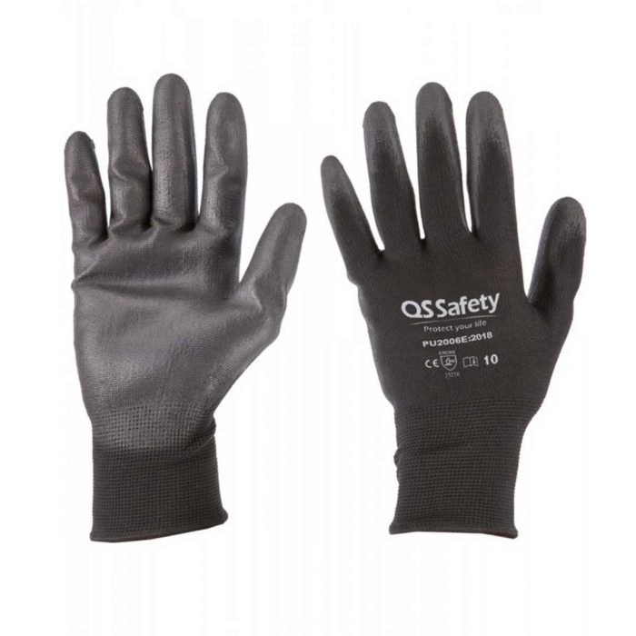 guantes de trabajo poliuretano