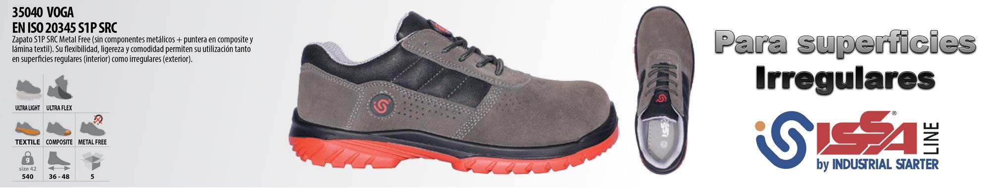 zapato de trabajo rotularte voga