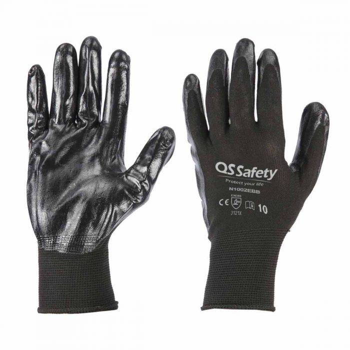 guantes de trabajo nylon
