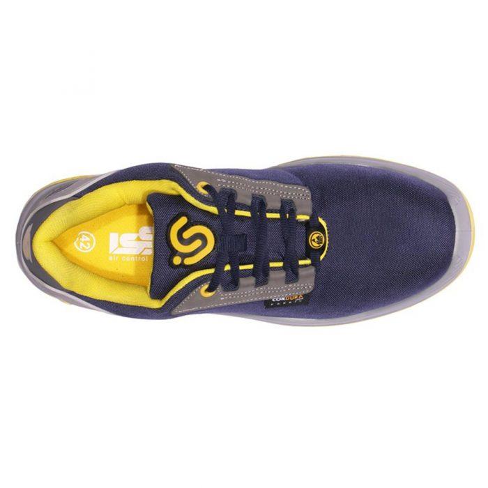 zapato de trabajo cordy issa calzado de seguridad